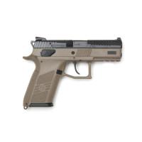 CZ P07 9MM PAR FDE PISTOL