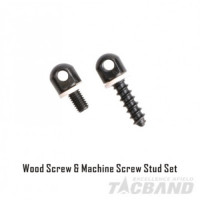 TACBAND WOOD SCREW & MACHINE SCREW SET